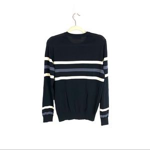 Vince Mens Long Sleeve Pullover Sweater Shirt Sm